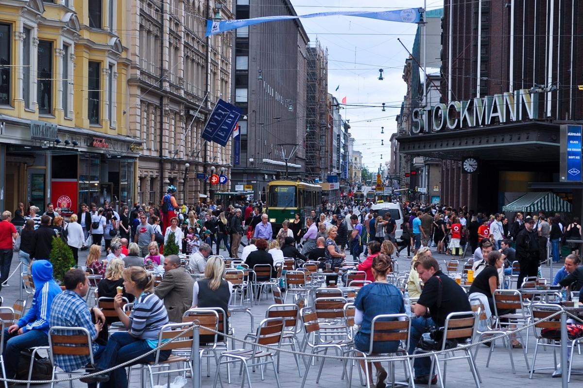 Тур в хельсинки днем